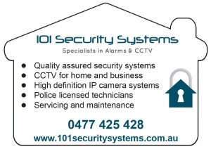101 Security Systems