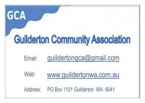 GCA Business Card