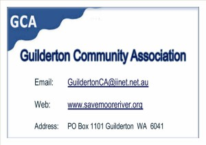 GCA Business Card