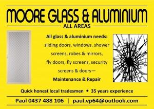 Moore Glass & Aluminium