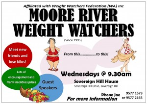 Moore River Weight Watchers