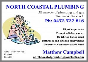 North Coastal Plumbing
