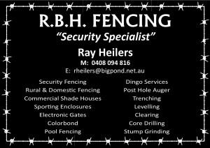 RBH Fencing2018
