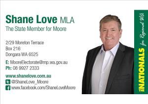 Shane Love