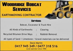 Woodridge Bobcat Services